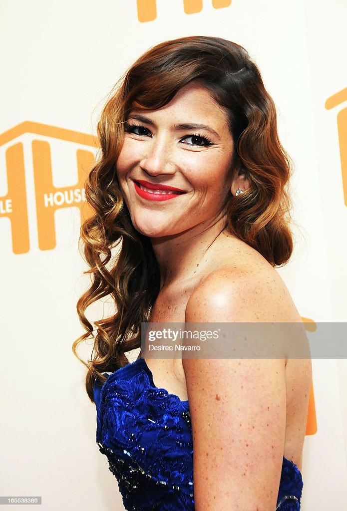 Designer Gabriela Cadena attends the 2013 Hale House Spring Gala at Mandarin Oriental Hotel on April 3, 2013 in New York City.