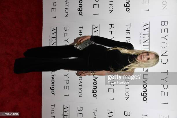 Designer Gela Nash Taylor attends the Beyond LA Cocktail Party Benefiting Beyond Type 1 at Avenue LA on May 5 2017 in Hollywood California