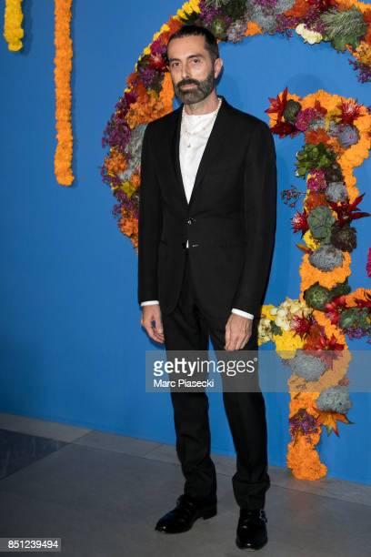 Designer Giambattista Valli attends the Opening Season Gala at Opera Garnier on September 21 2017 in Paris France
