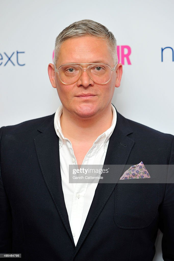 Designer Giles Deacon attends the Glamour Women of the Year Awards at Berkeley Square Gardens on June 3, 2014 in London, England.