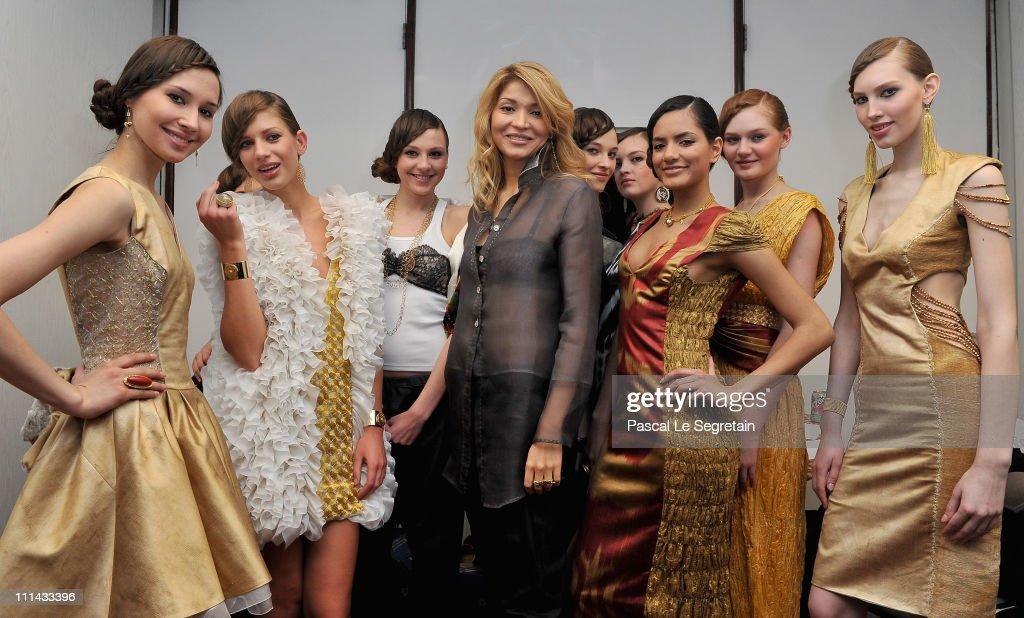 Mercedes-Benz Fashion Week Russia Fall/Winter 2011/2012 - Day 3