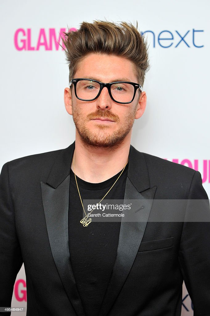 Designer Henry Holland attends the Glamour Women of the Year Awards at Berkeley Square Gardens on June 3, 2014 in London, England.