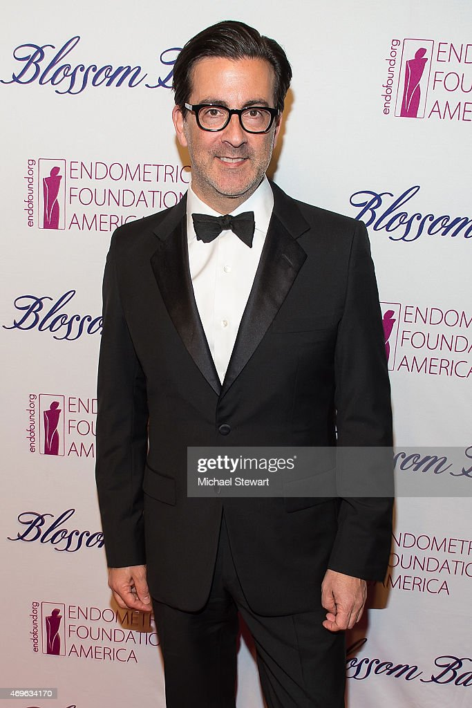 Designer Isaac Franco attends the EFA's 7th Annual Blossom Ball at Cipriani Downtown on April 13 2015 in New York City