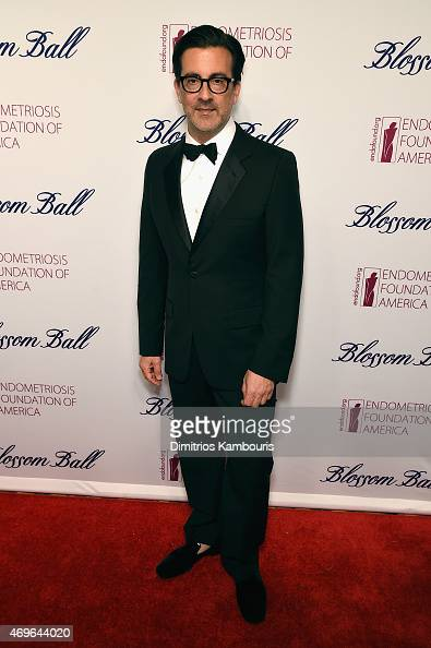 Designer Issac Franco attends the 7th Annual Blossom Ball Benefiting The Endometriosis Foundation Of America Hosted By EFA Founders Padma Lakshmi And...