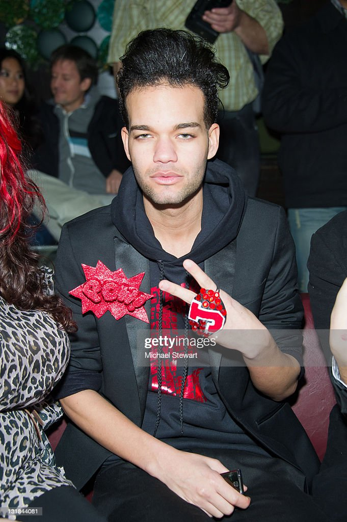 Designer Jason Christopher Peters attends the Go Green for Fashion event at Greenhouse on March 11 2011 in New York City