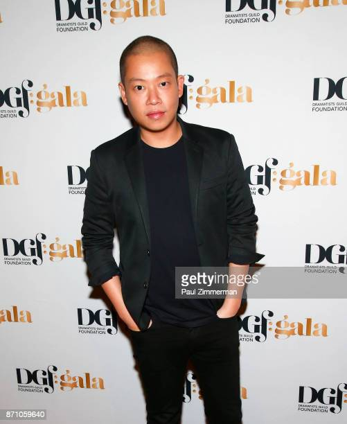 Designer Jason Wu attends 2017 Dramatists Guild Foundation Gala at Gotham Hall on November 6 2017 in New York City
