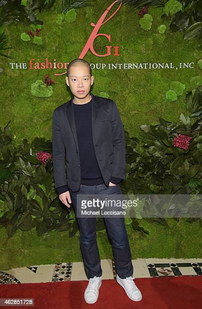 Designer Jason Wu attends Fashion Group International's 18th Annual Rising Star Awards at Cipriani 42nd Street on February 6 2015 in New York City