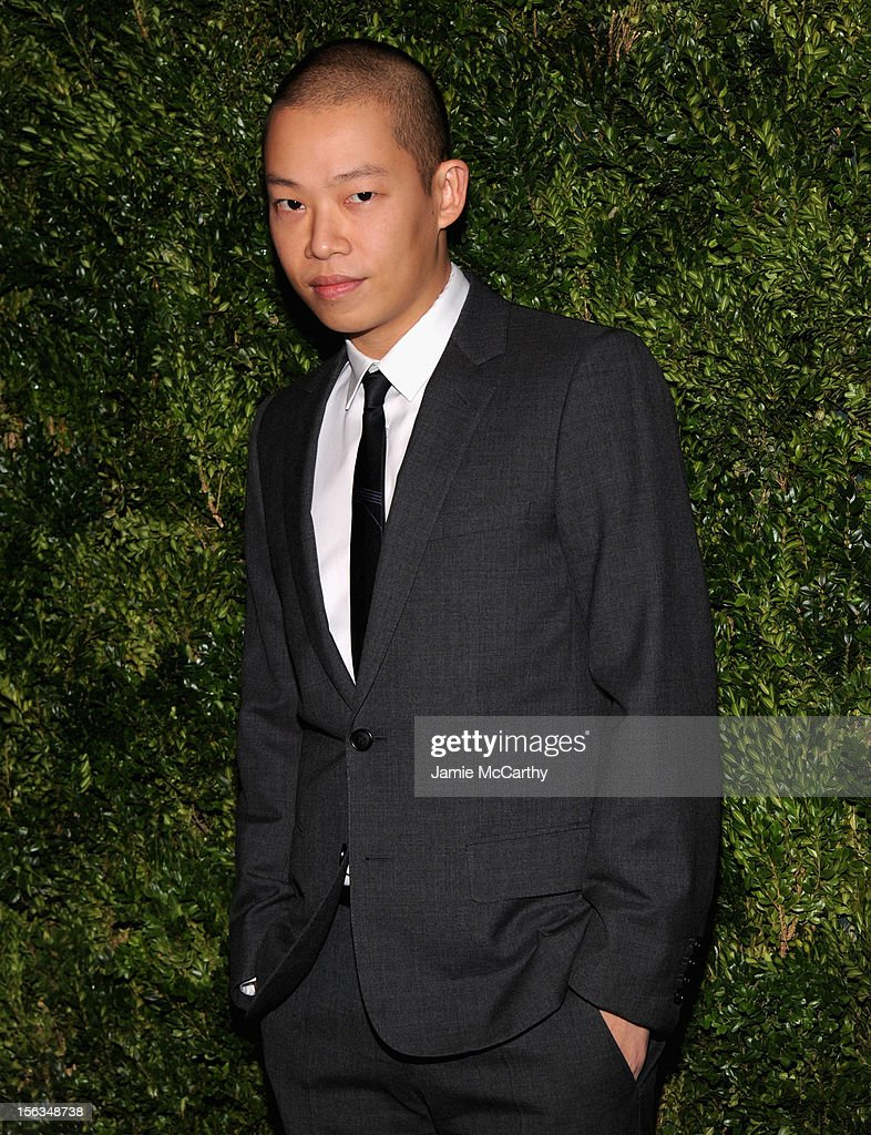 Designer Jason Wu attends The Ninth Annual CFDA/Vogue Fashion Fund Awards at 548 West 22nd Street on November 13, 2012 in New York City.