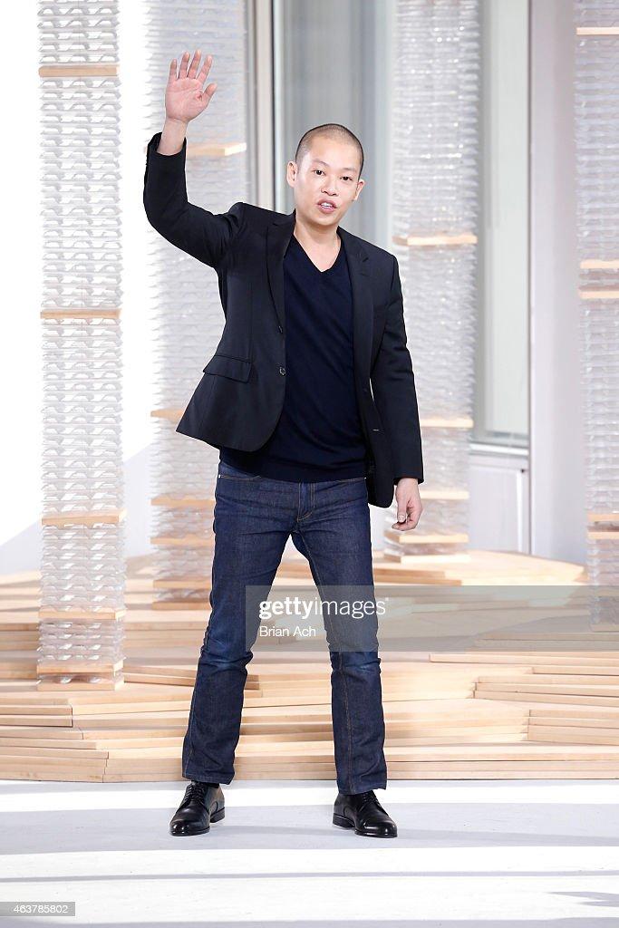 Boss womens runway mercedes benz fashion week fall for Jason wu fashion designer