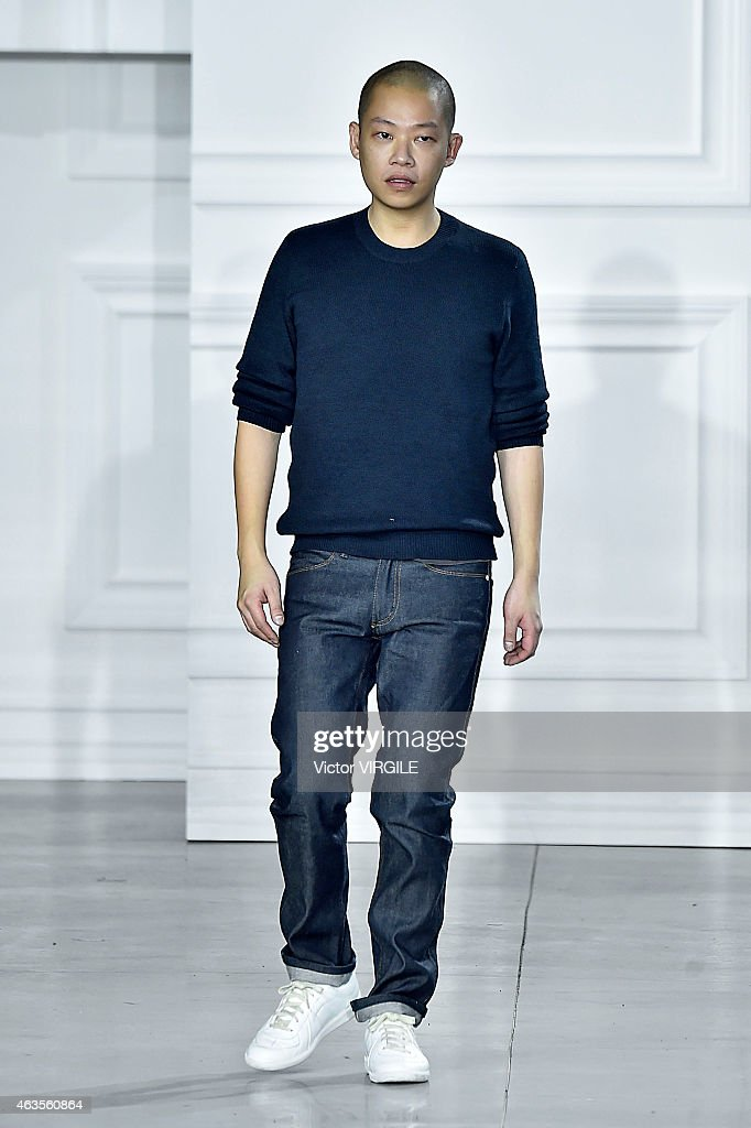 Jason wu runway mercedes benz fashion week fall 2015 for Jason wu fashion designer