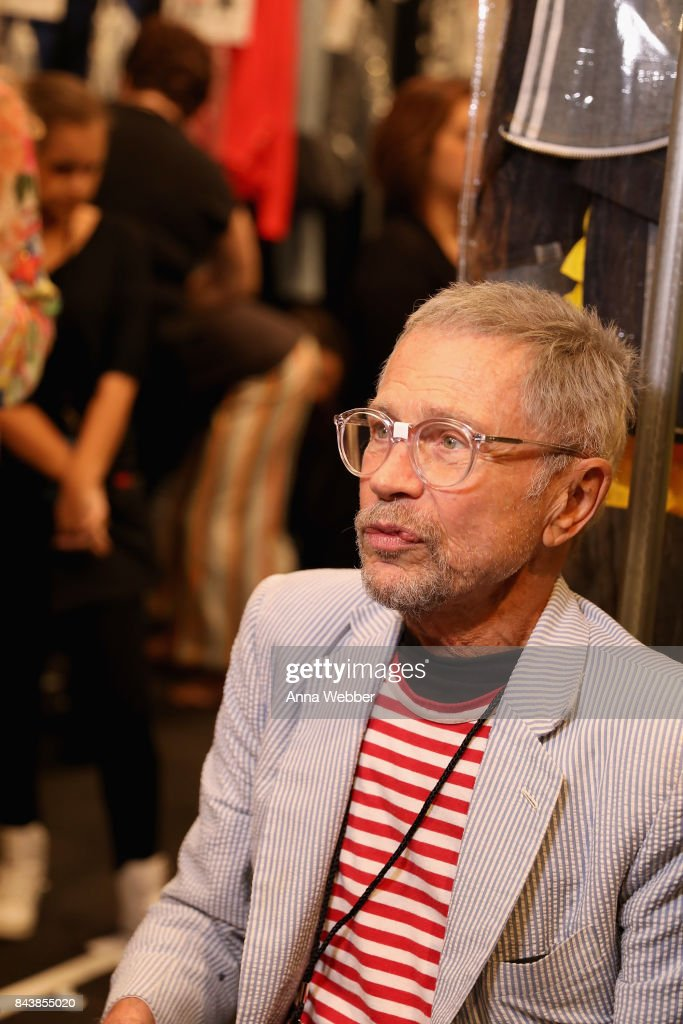 Desigual - Backstage - September 2017 - New York Fashion Week: The Shows