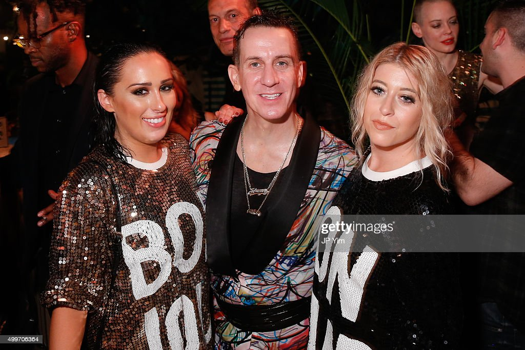 Designer Jeremy Scott attends the Jeremy Scott Art Basel Party at The Hall on December 2, 2015 in Miami Beach, Florida.