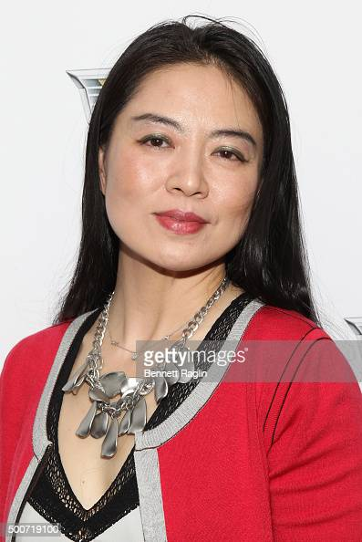 Designer Jia Li attends the IVY Innovator Design Awards Presented By Cadillac on December 9 2015 in New York City
