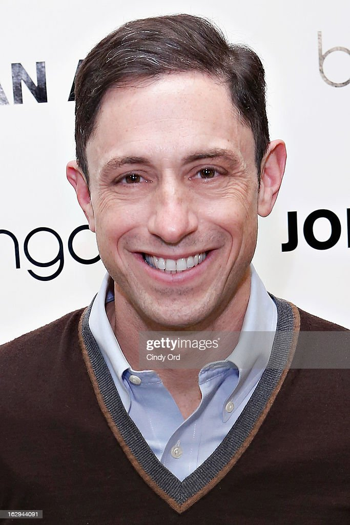 Designer <a gi-track='captionPersonalityLinkClicked' href=/galleries/search?phrase=Jonathan+Adler&family=editorial&specificpeople=2257680 ng-click='$event.stopPropagation()'>Jonathan Adler</a> attends the Bloomingdale's 59th Street launch of the <a gi-track='captionPersonalityLinkClicked' href=/galleries/search?phrase=Jonathan+Adler&family=editorial&specificpeople=2257680 ng-click='$event.stopPropagation()'>Jonathan Adler</a> Accessories Collection at Bloomingdale's 59th Street Store on March 1, 2013 in New York City.