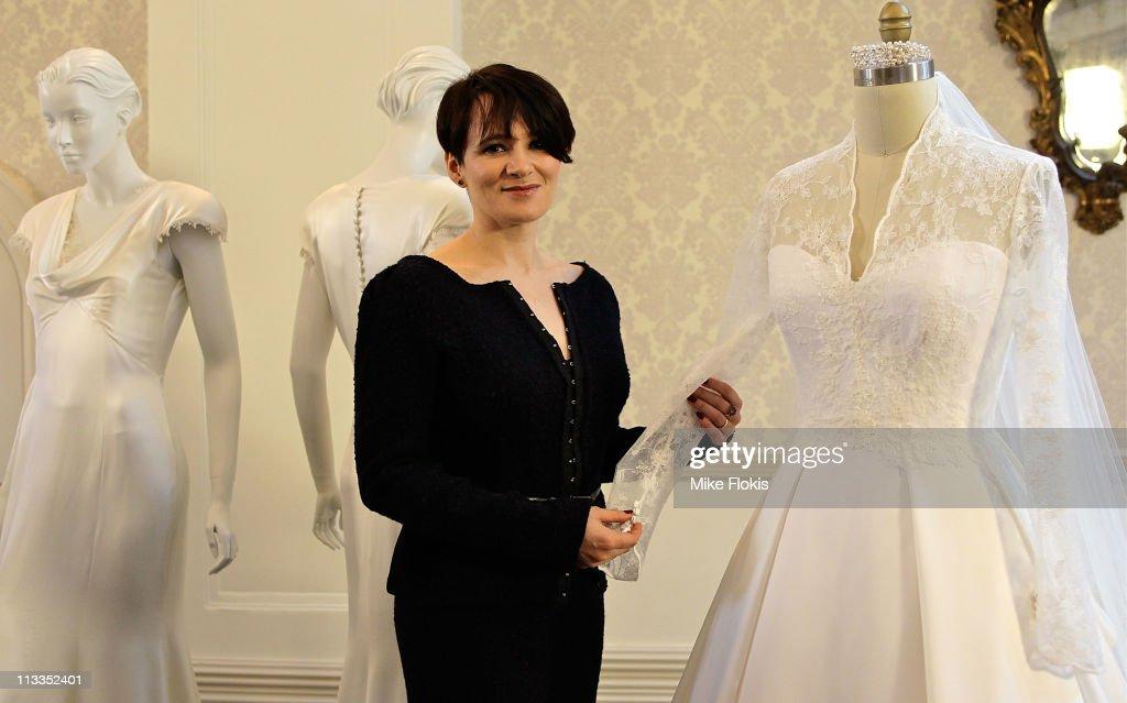Wedding Dresses Qvb Sydney : Royal wedding recreations in sydney getty images