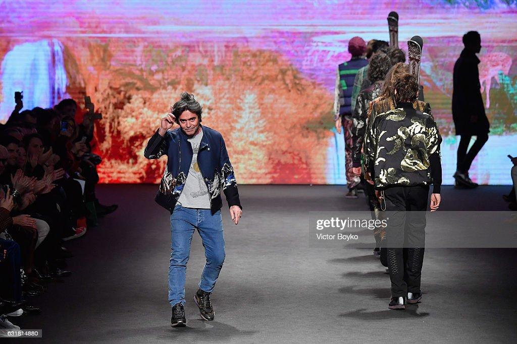 Etro - Runway - Milan Men's Fashion Week Fall/Winter 2017/18