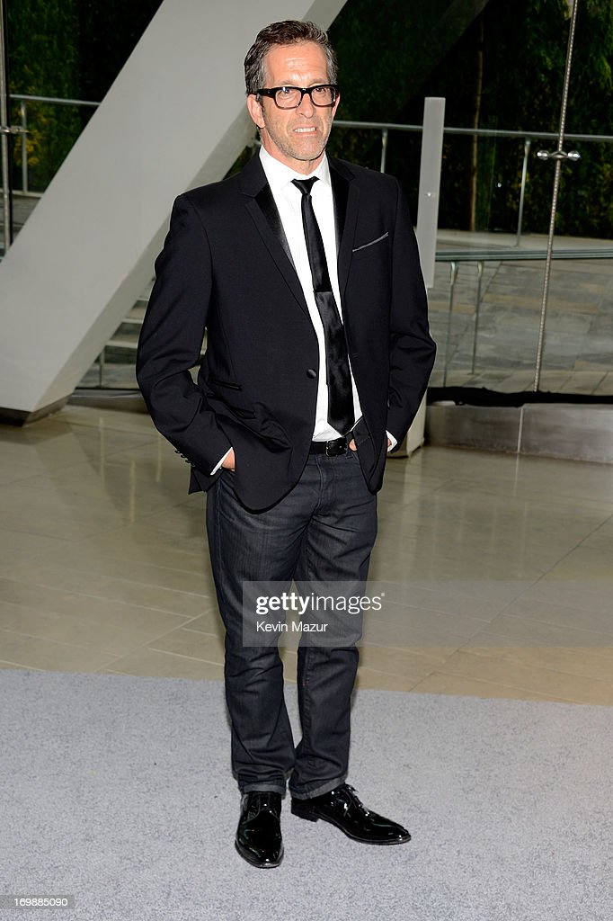 Designer Kenneth Cole attends 2013 CFDA Fashion Awards at Alice Tully Hall on June 3, 2013 in New York City.
