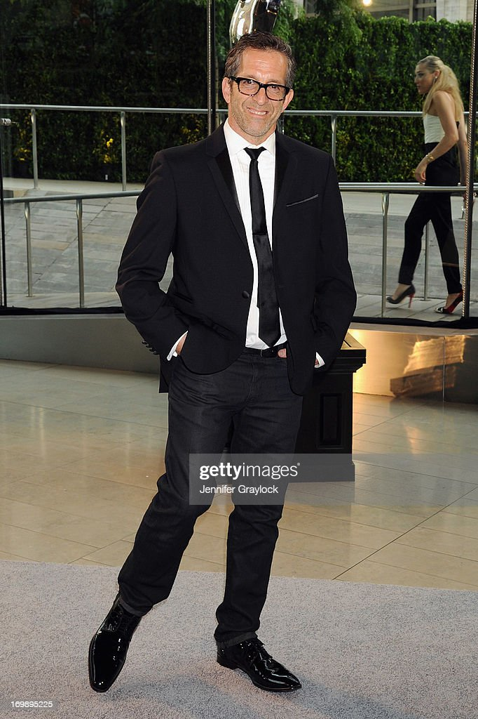 Designer Kenneth Cole attends 2013 CFDA FASHION AWARDS underwritten by Swarovski at Lincoln Center on June 3, 2013 in New York City.
