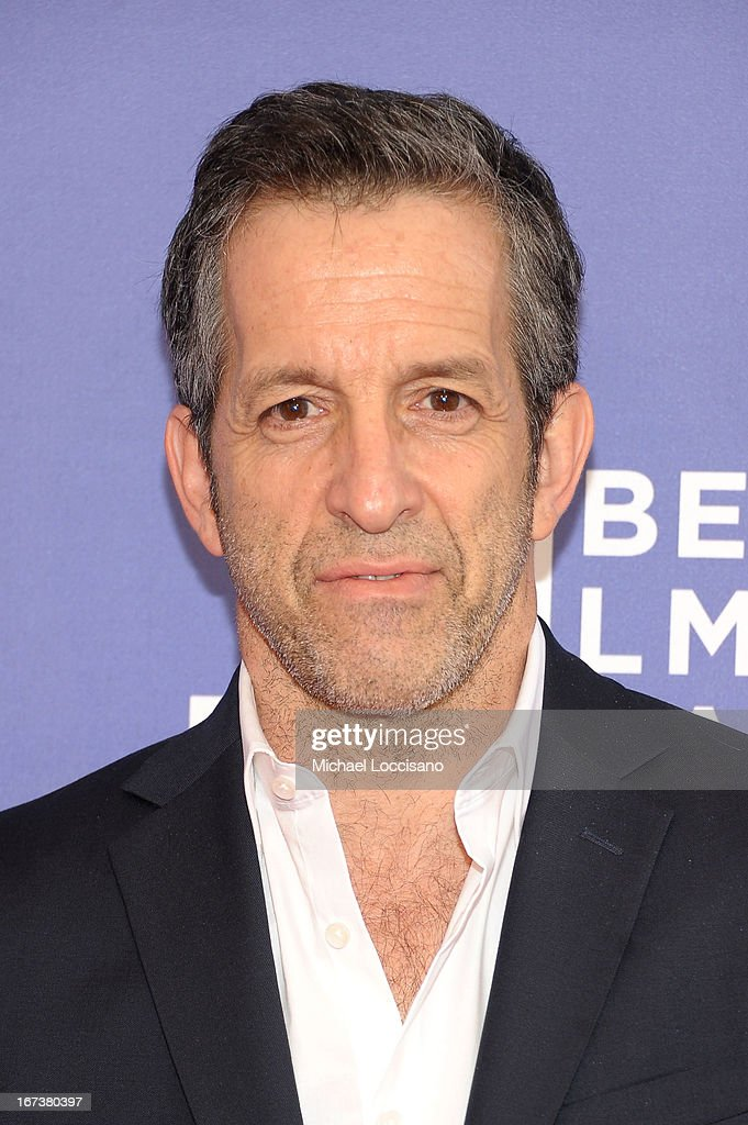 Designer Kenneth Cole attends HBO's 'The Battle of amfAR' premiere at Tribeca Film Festival on April 24, 2013 in New York City.