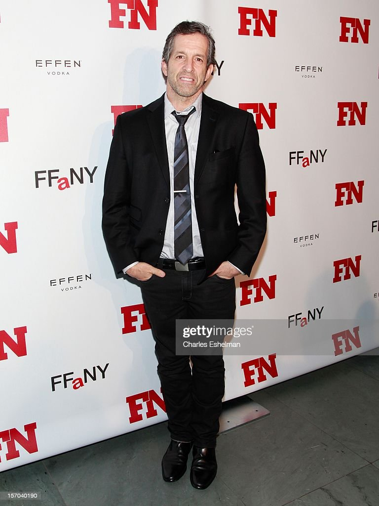 Designer Kenneth Cole attends the 2012 Footwear News Achievement awards at The Museum of Modern Art on November 27, 2012 in New York City.