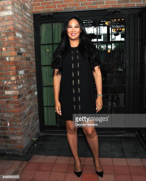 Designer Kimora Lee Simmons attends the Kimora Lee Simmons Presentation during New York Fashion Week at The Bowery Hotel on September 13 2017 in New...