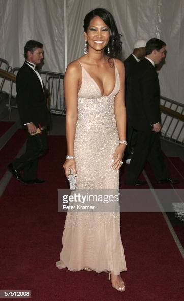 Designer Kimora Lee Simmons attends the Metropolitan Museum of Art Costume Institute Benefit Gala 'AngloMania Tradition and Transgression in British...