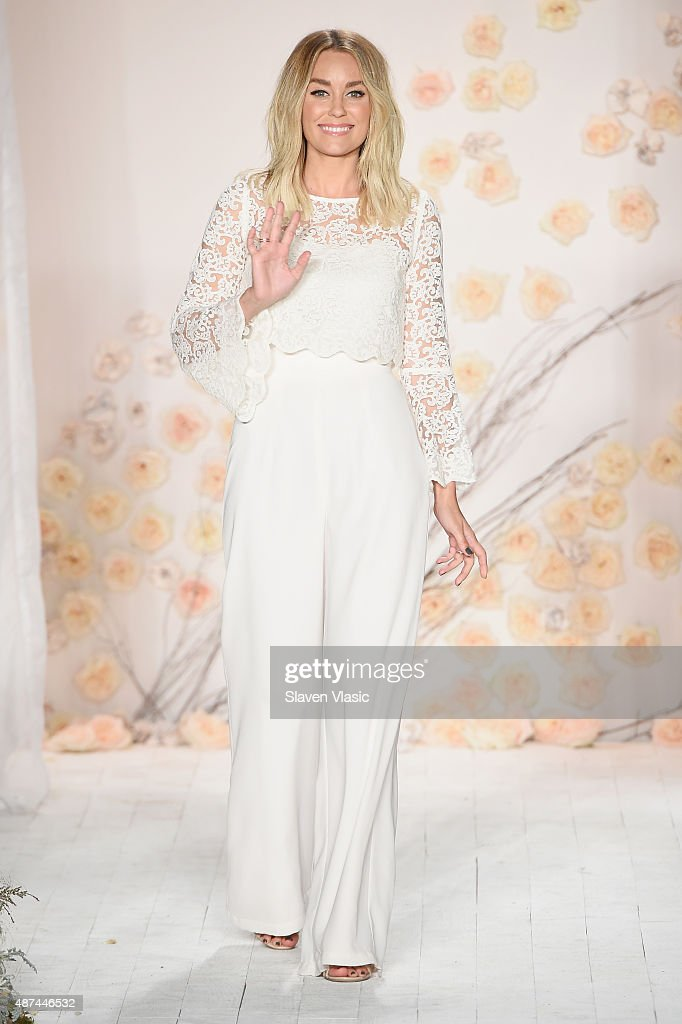 In Focus: LC Lauren Conrad - New York Fashion Week S/S 2016