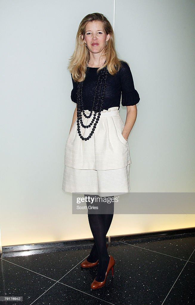 Designer Lela Rose attends The Tiffany & Co. Foundation's 'Too Precious To Wear' launch to raise awareness of threatened marine animals at MoMA on January 23, 2008 in New York City.
