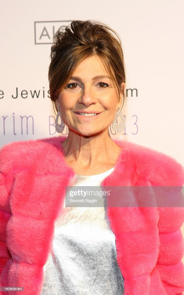 Designer Lisa Perry attends the 2013 Jewish Museum Purim Ball at Park Avenue Armory on February 27, 2013 in New York City.
