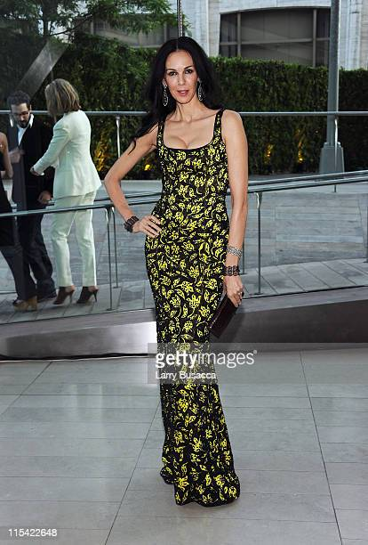 Designer L'Wren Scott attends the 2011 CFDA Fashion Awards at Alice Tully Hall Lincoln Center on June 6 2011 in New York City