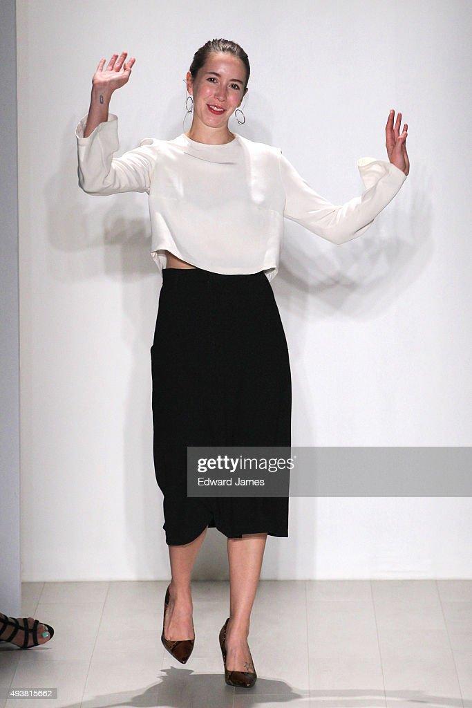 World MasterCard Fashion Week: Spring 2016 Collections - Toronto