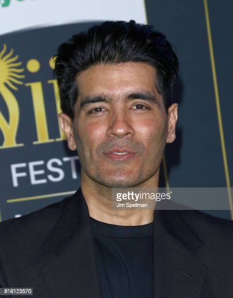 Designer Manish Malhotra attends the 2017 International Indian Film Academy Festival at MetLife Stadium on July 14 2017 in East Rutherford New Jersey