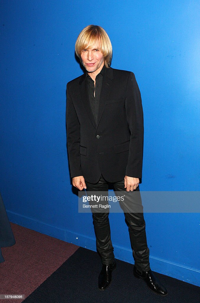 Designer Marc Bouwer attends the after party for the 'West Of Memphis' premiere at The French Institute on December 7, 2012 in New York City.