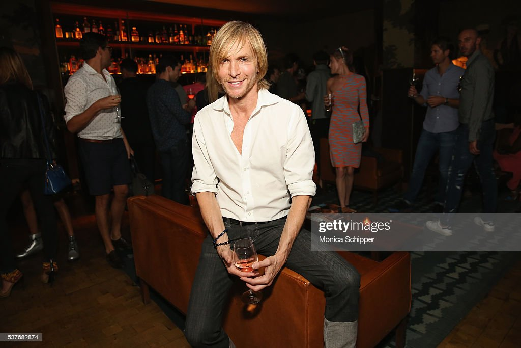 Designer Marc Bouwer attends the The Daily's Summer premiere party at the Smyth Hotel on June 2 2016 in New York City