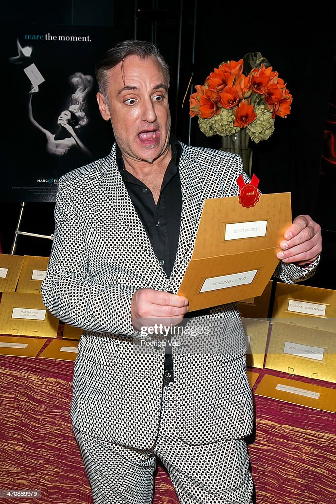 Designer Marc Friedland attends the 86th Annual Academy Awards - Governors Ball Press Preview at The Ray Dolby Ballroom at Hollywood & Highland Center on February 20, 2014 in Hollywood, California.