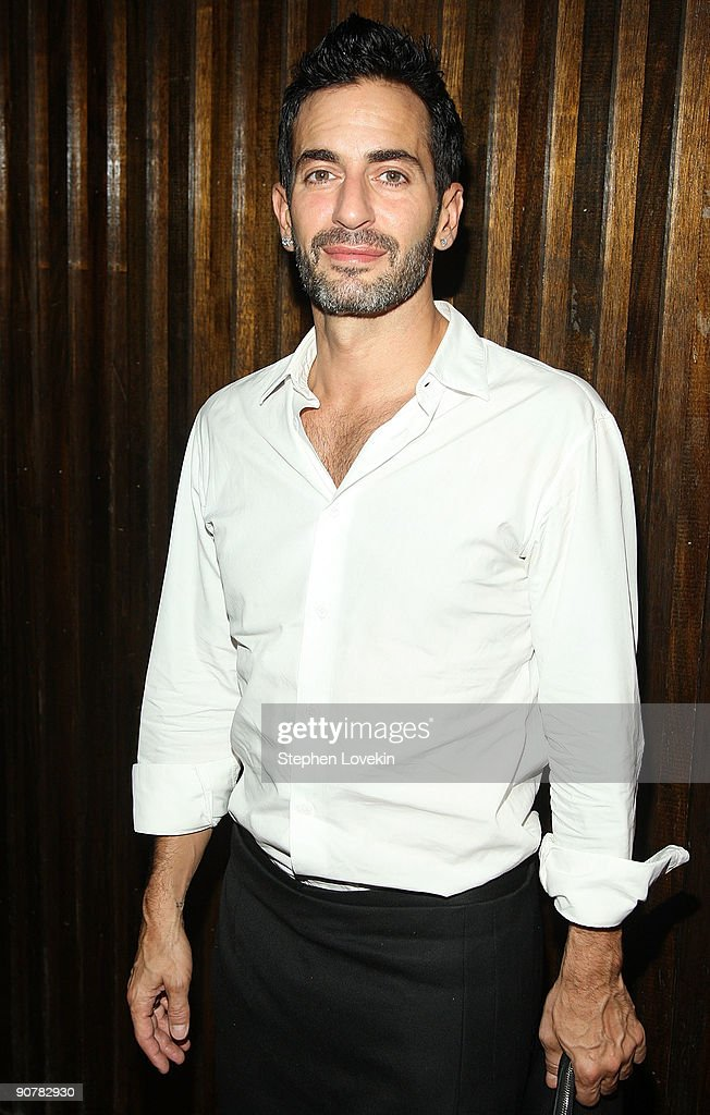 Designer Marc Jacobs attends Lady Gaga and the launch of V61 hosted by V Magazine, Marc Jacobs and Belvedere Vodka on September 14, 2009 in New York City.