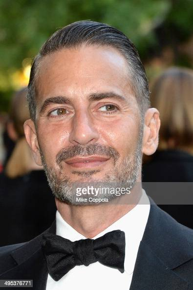 Designer Marc Jacobs attends the 2014 CFDA fashion awards at Alice Tully Hall Lincoln Center on June 2 2014 in New York City