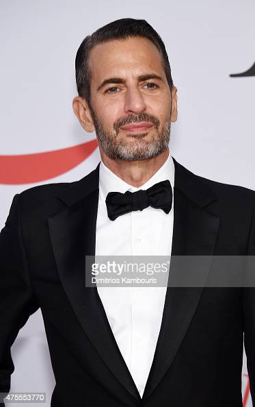 Designer Marc Jacobs attends the 2015 CFDA Fashion Awards at Alice Tully Hall at Lincoln Center on June 1 2015 in New York City
