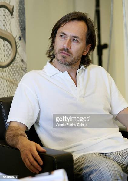Designer Marc Newson Attends The Jaeger Le Coultres Atmos 561 Clock