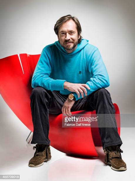 Designer Marc Newson is photographed for Self Assignment on November 13 2011 in Munich Germany