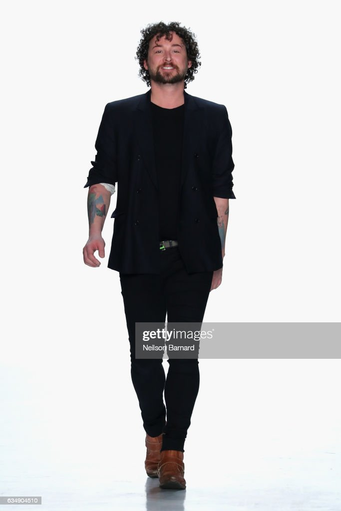 Marcel Ostertag - Runway - February 2017 - New York Fashion Week: The Shows