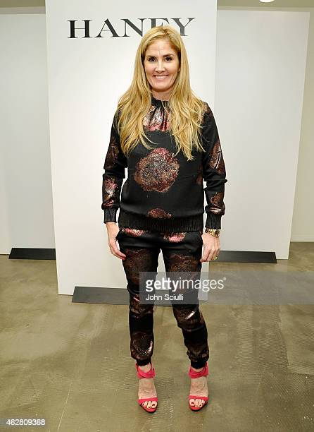 Designer Mary Alice Haney attends the Mary Alice Haney private event at Saks Fifth Avenue Beverly Hills on February 5 2015 in Beverly Hills California