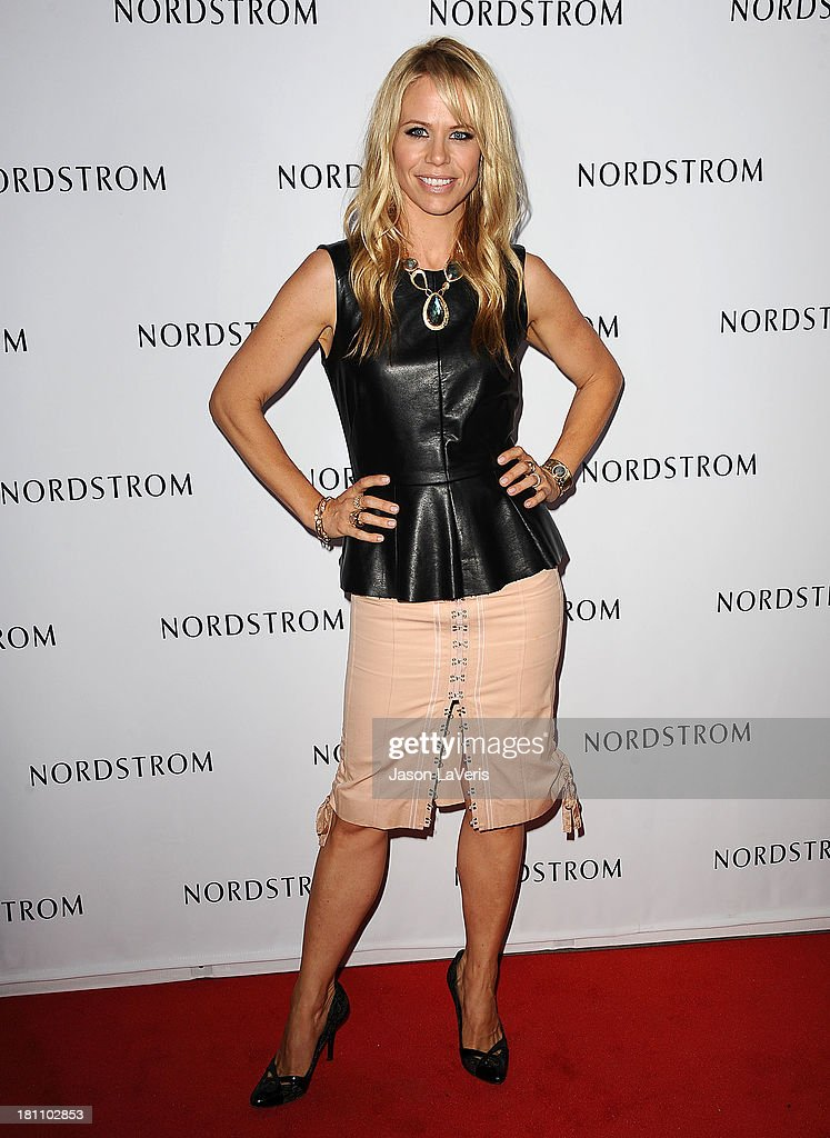 Designer Melinda Maria attends the opening gala to benefit Ascencia And Hillsides at Nordstrom at The Americana at Brand on September 17, 2013 in Glendale, California.