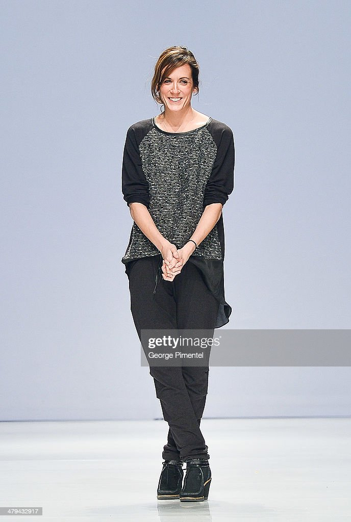 World MasterCard Fashion Week Fall 2014 Collections - Melissa Nepton