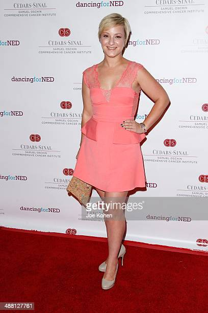 Designer Melissa Trn attends the 2nd Annual Dancing For NED at Unici Casa Gallery on May 3 2014 in Culver City California