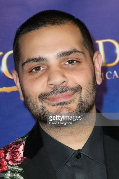 Designer Michael Costello arrives at the premiere of 'The Bodyguard' at the Pantages Theatre on May 2 2017 in Hollywood California