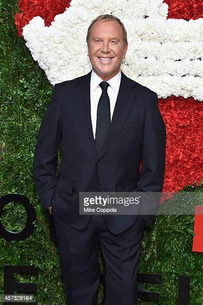 Designer Michael Kors attends God's Love We Deliver Golden Heart Awards on October 16 2014 in New York City