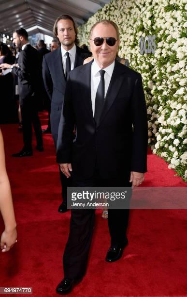 Designer Michael Kors attends the 2017 Tony Awards at Radio City Music Hall on June 11 2017 in New York City