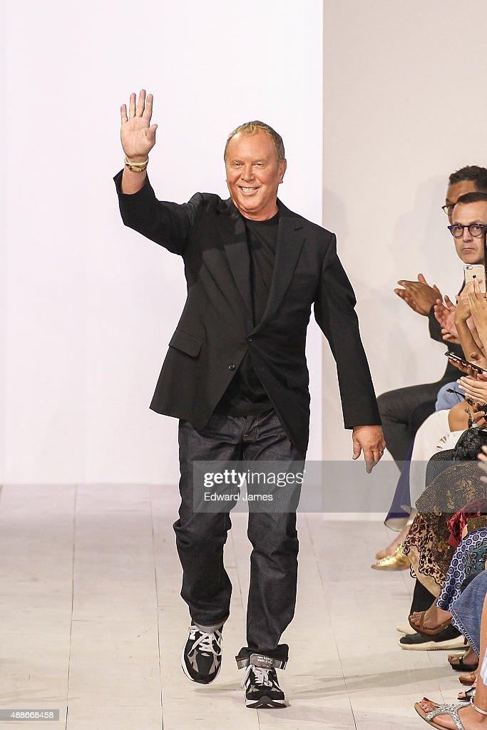 Michael Kors - Runway - Spring 2016 New York Fashion Week: The Shows