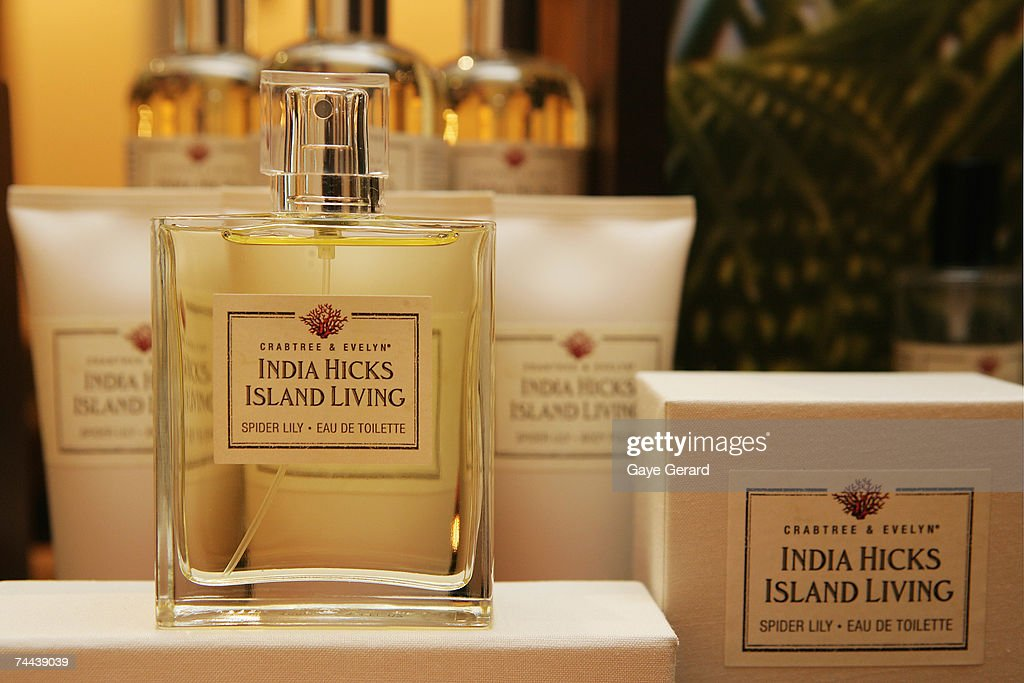 Designer Model And Author India Hicks Launches Her New India Hicks Island Living Body And